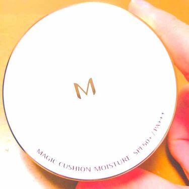 浜田さんの「MISSHAM クッション ファンデーション(モイスチャー)<その他ファンデーション>」を含むクチコミ