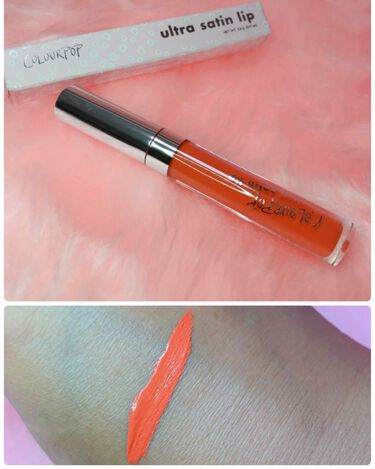 ColourPop(カラーポップ) ultra blotted lip