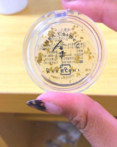 金箔ティントグロス 金華ゴールド リップグロスカラー/その他/リップグロスを使ったクチコミ(1枚目)