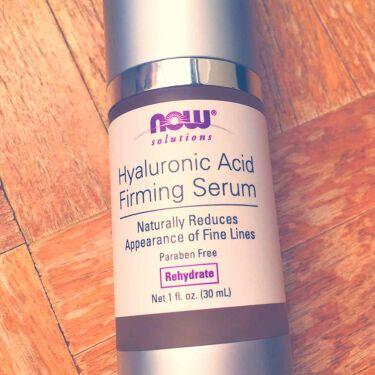 Hyaluronic Acid Firming Serum/now solutions/美容液を使ったクチコミ(1枚目)
