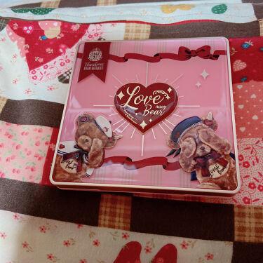 Love Bear 9色 アイシャドウパレット/FlowerKnows/パウダーアイシャドウを使ったクチコミ(1枚目)