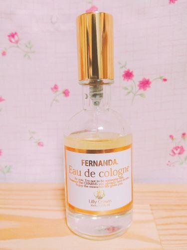 オーデコロン リリークラウン/フェルナンダ/香水(レディース)を使ったクチコミ(1枚目)