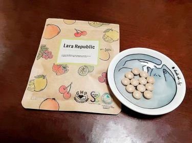 Lara  Republic lady days supplement/その他/健康サプリメントを使ったクチコミ(1枚目)