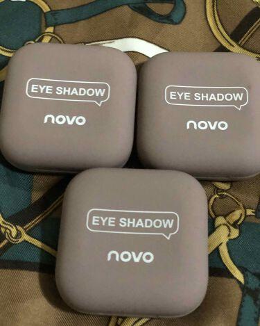 FASHION Eye shadow/NOVO/パウダーアイシャドウを使ったクチコミ(1枚目)