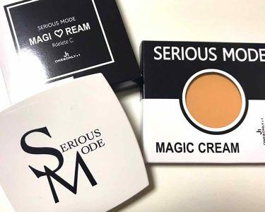 MAGIC CREAM SERIOUS MODE