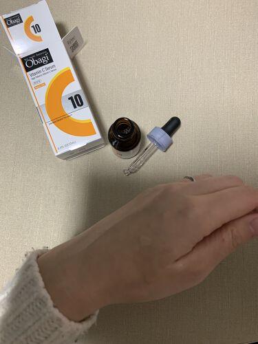 オバジC10セラム/オバジ/美容液を使ったクチコミ(2枚目)