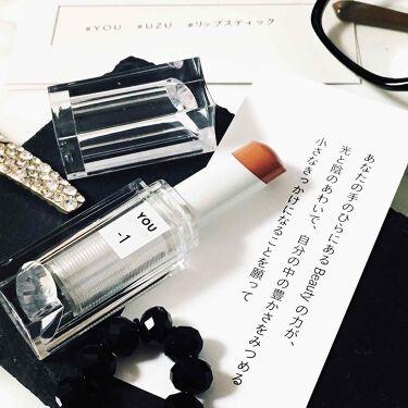 38°C / 99°F Lipstick <TOKYO>/UZU BY FLOWFUSHI/口紅を使ったクチコミ(1枚目)