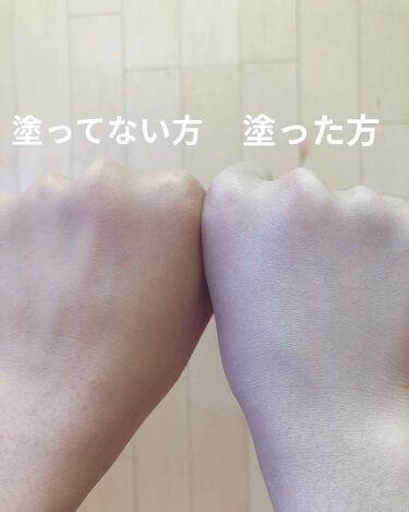 ハート サテンフィニッシュベース ピンク/ETUDE/化粧下地を使ったクチコミ(2枚目)