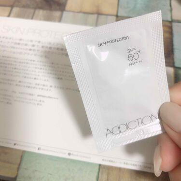 スキンプロテクター/ADDICTION/日焼け止め(ボディ用)を使ったクチコミ(1枚目)