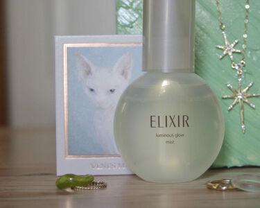 エリクシール シュペリエル つや玉ミスト/エリクシール/ミスト状化粧水を使ったクチコミ(2枚目)