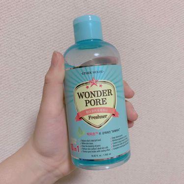 ワンダーP/ETUDE HOUSE/化粧水を使ったクチコミ(1枚目)