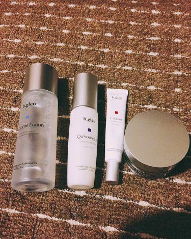 QuSomeローション/b.glen/化粧水を使ったクチコミ(2枚目)