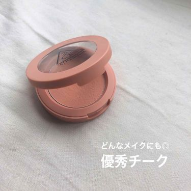 MOOD RECIPE FACE BLUSH /3CE/パウダーチーク by sunny