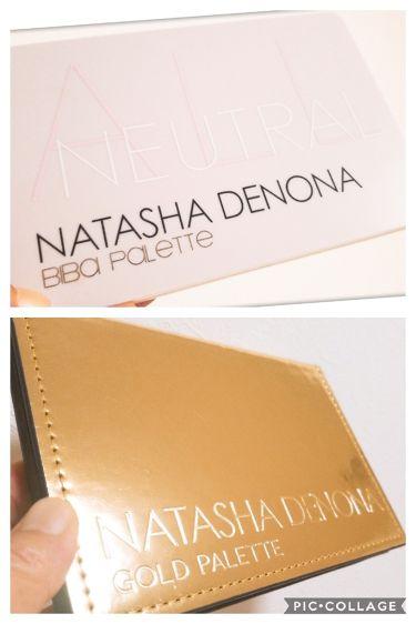 NATASHA DENONA  BIBA PALETTE/Natasha Denona/パウダーアイシャドウを使ったクチコミ(4枚目)