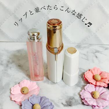 air つるつる美肌シェーバー/宝島社/シェーバーを使ったクチコミ(5枚目)