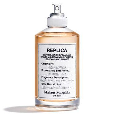 2021/9/3発売 MAISON MARTIN MARGIELA PARFUMS レプリカ オードトワレ オータム バイブス