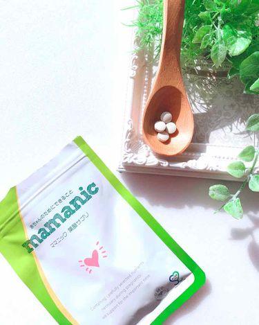 ママニック葉酸サプリ/レバンテ/健康サプリメントを使ったクチコミ(2枚目)
