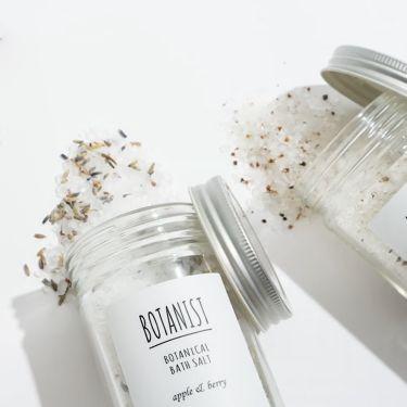 ボタニカルバスソルト(アプリコット&ジャスミン)/BOTANIST/入浴剤を使ったクチコミ(1枚目)