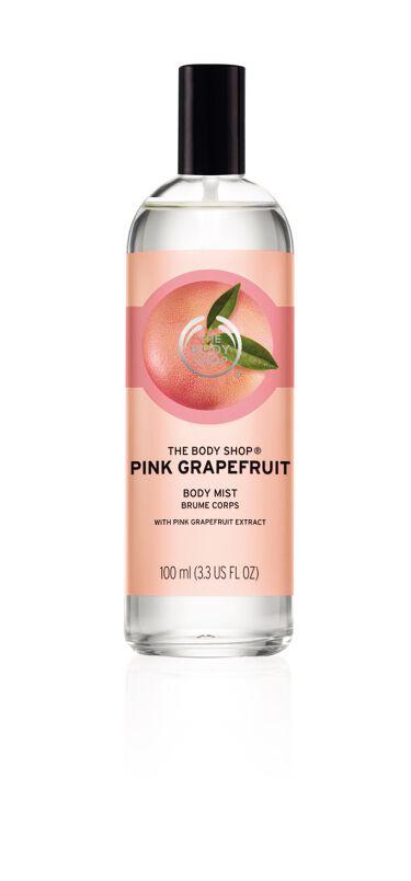 ボディミスト ピンクグレープフルーツ THE BODY SHOP