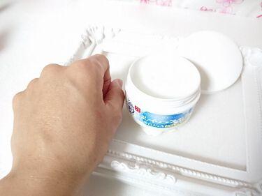 とろんと濃ジェル 薬用美白/なめらか本舗/オールインワン化粧品を使ったクチコミ(3枚目)