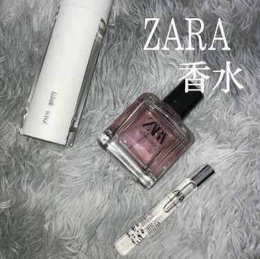 【画像付きクチコミ】ZARAの香水/✿お久しぶりになりました✿今回はZARAの香水について🌹写真に香水の匂いやったりとかを書いてるのでそちらを見て頂ければ分かるかな??と思うので、文章は簡単にお話しします😆✌🏻①ultrajuicy1番好き!男ウケも女ウ...