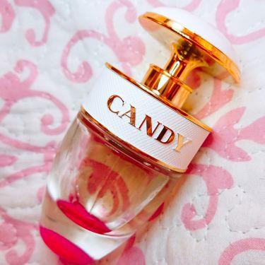 キャンディ キス オーデパルファム/プラダ/香水(レディース)を使ったクチコミ(2枚目)