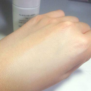 UVベースコントロールカラー SPF 50+・PA+++(旧)/無印良品/化粧下地を使ったクチコミ(4枚目)