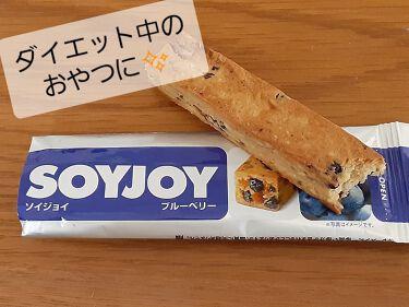 ソイジョイ ブルーベリー/ソイジョイ/食品を使ったクチコミ(1枚目)