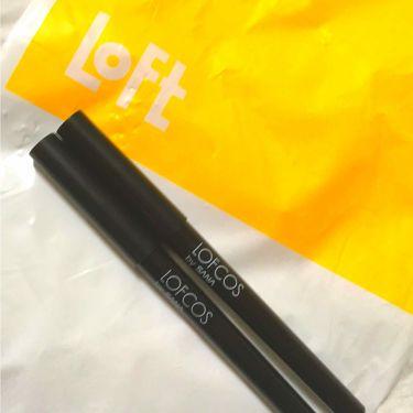 【画像付きクチコミ】本日の購入品LOFCOSbySANA(こちらは、LOFTと常磐薬品工業(←シャドウが大人気のエクセルの会社⭐️)との共同ブランドでLOFCOSというブランドになります!)余談ですが、常磐薬品個人的にとても好きなので、和田さん使用×常磐...