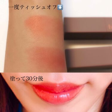 ムードエンハンサーシアー/hince/口紅を使ったクチコミ(4枚目)