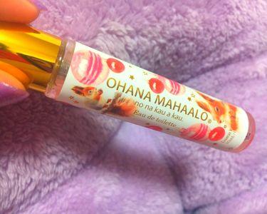 オハナ・マハロ オーデコロン <ルアナ カウアヌ>/OHANA MAHAALO/香水(レディース)を使ったクチコミ(2枚目)