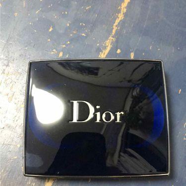 サンク クルール デザイナー/Dior/パウダーアイシャドウを使ったクチコミ(2枚目)