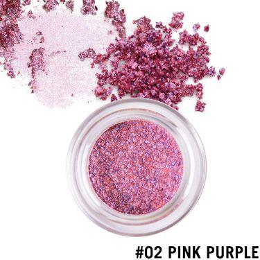 プリズムカラーピグメント ピンク×パープル