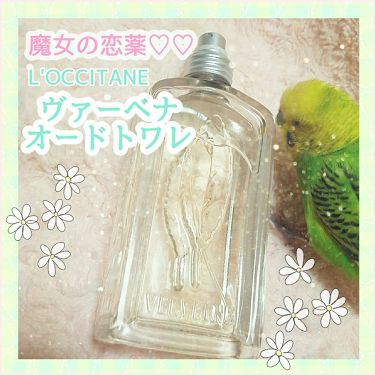 🍵おしゅ茶🍵さんの「L'OCCITANEヴァーベナ オードトワレ<香水(メンズ)>」を含むクチコミ