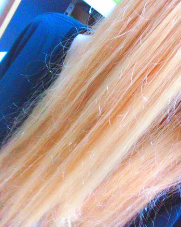 ベースアップブリーチ/ビューティーン/ヘアカラー・白髪染め・ブリーチを使ったクチコミ(3枚目)