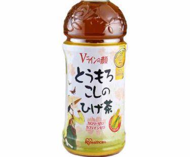 とうもろこしのひげ茶/アイリスオーヤマ/ドリンクを使ったクチコミ(1枚目)