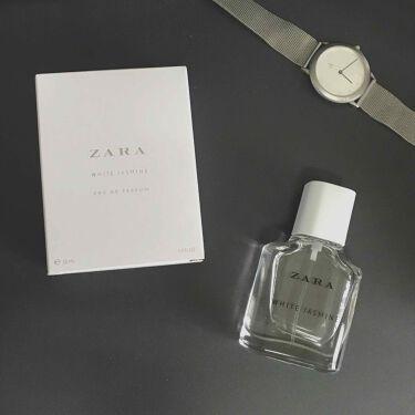 藍🐱さんの「ZARAホワイト ジャスミン オーデパルファム<香水(レディース)>」を含むクチコミ