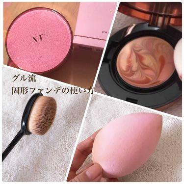 VT コラーゲンパクト/VT Cosmetics(旧 VANT 36.5)/その他ファンデーションを使ったクチコミ(1枚目)