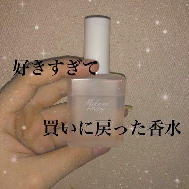Sayakaさんの「キャンメイクメイクミーハッピー フレグランスミスト<香水(レディース)>」を含むクチコミ