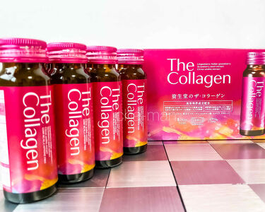 ザ・コラーゲン <ドリンク>/ザ・コラーゲン/美肌サプリメントを使ったクチコミ(1枚目)