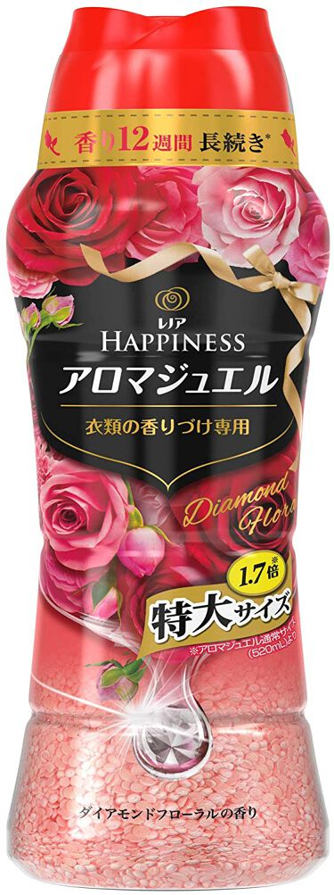 レノアハピネス アロマジュエル ダイアモンドフローラルの香り つめかえ885ml