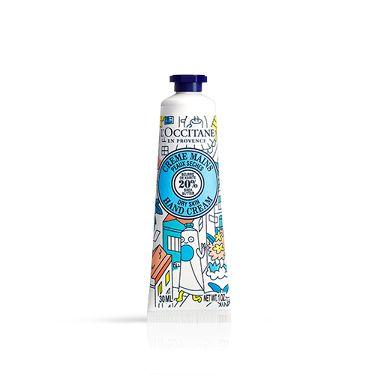 2020/1/8発売 L'OCCITANE カラーユアシア ハンドクリーム