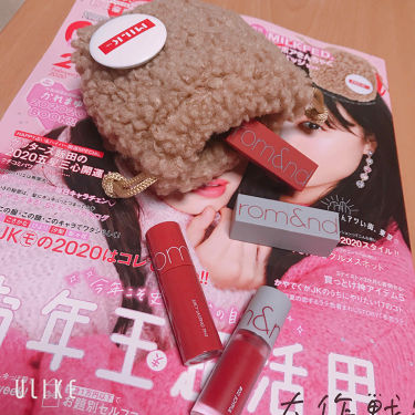 Sweet 雑誌付録/SWEET/雑誌を使ったクチコミ(1枚目)