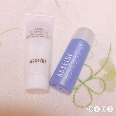 シーバム クリーン ウォーター ACモイスト/ACSEINE/化粧水を使ったクチコミ(1枚目)