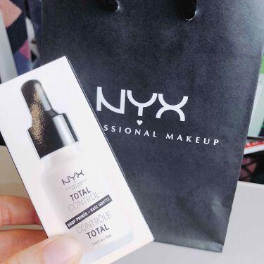 TTLコントロール DP プライマー/NYX Professional Makeup/化粧下地を使ったクチコミ(1枚目)