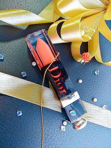 ディオール アディクト ラッカー プランプ/Dior/リップグロスを使ったクチコミ(1枚目)