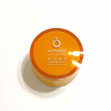 アクポレス アクネクリアジェリー/ライスフォース/美容液を使ったクチコミ(1枚目)