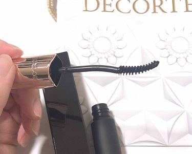 ボリュームアップ マスカラ/COSME  DECORTE/マスカラを使ったクチコミ(2枚目)