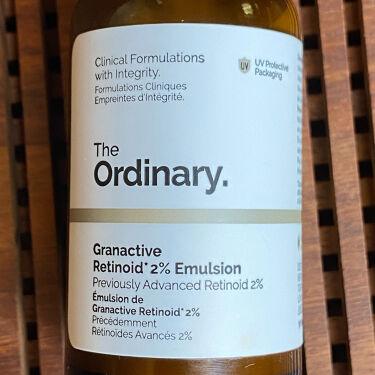 Granactive Retinoid 2% Emulsion/The Ordinary/美容液を使ったクチコミ(4枚目)