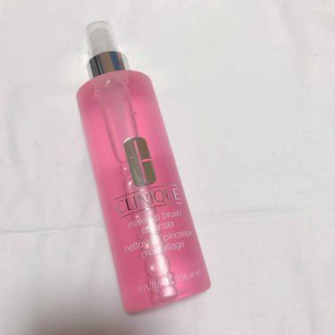 メークアップ ブラシ クレンザー/CLINIQUE/その他化粧小物を使ったクチコミ(1枚目)
